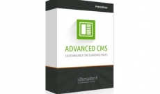 Advanced CMS - Contenmaker for Landing Pages	Module